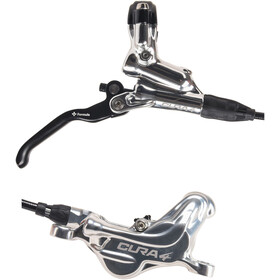 Formula Cura 4 Disc Brake 175cm polish